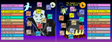 51 Halloween Scary Maths (c)