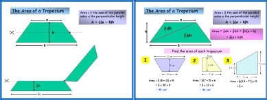 Mensuration 7: Trapezium: Area