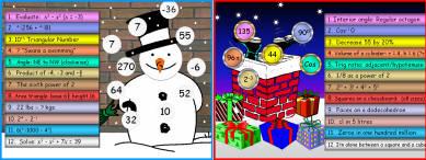 04 Christmas Maths Mayhem (d)