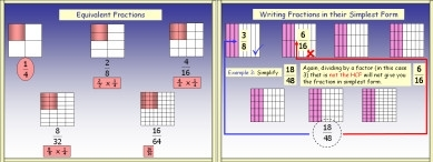 Fractions 4 (Simplest Form)