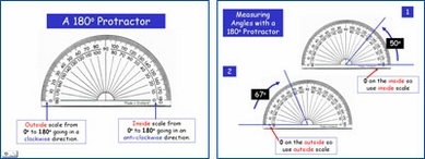 Angles 5 (Protractor Using)