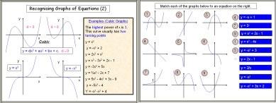 Graphs (Recognising)