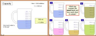 Capacity (Scales)