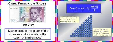 Gauss's Story