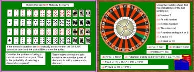 Probability (e) OR LAW