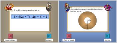 Maths Board 40