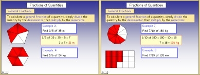 Fractions 5 (Of Quantities)