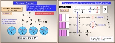 Fractions 8 (Division)