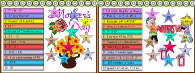 44 Mothers Day Number Mayhem (d)