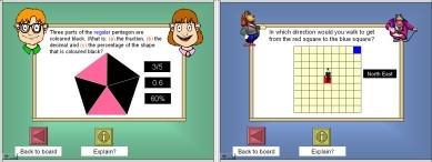 Maths Board 45
