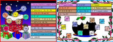 03 Christmas Maths Mayhem (c)