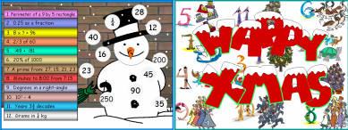 02 Christmas Maths Mayhem (b)