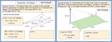 math worksheet : gcse maths trigonometry worksheets with answers  educational math  : Math Trigonometry Worksheets