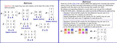 Matrices 1 (Basic)