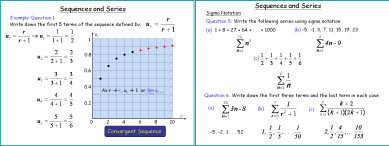 Sequences and Series 1