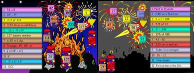 54 Bonfire Night Number Chaos (b)
