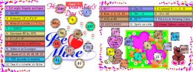 32 Valentine's Day (e)