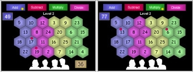 20 Hex Grid Level 2