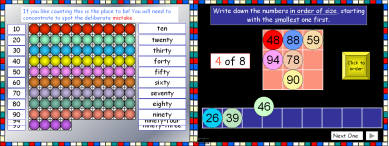 Counting, Reading and Ordering Numbers to 100