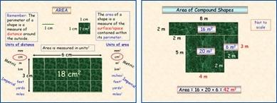 Mensuration 2 (Rectangle: Area plus compound)