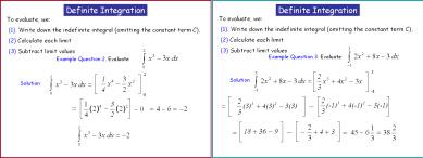 Integration 2 (Definite)