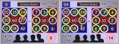17 Division Board 2