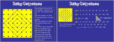 Dotty Sequences