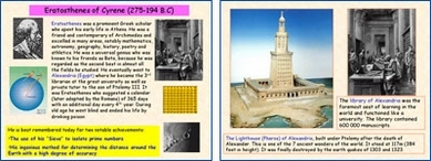 Angles 9a (Eratosthenes: Earth Measure)