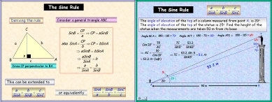 Trigonometry 3: (Sine Rule)