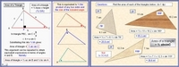 Mensuration 96 Area of a Triangle
