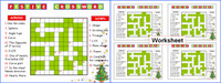 008b Festive Crossword